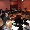 熊本県の文芸同人誌『詩と眞実』の合評会へ行ってきました。