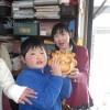 山田小から6年生の皆さんが交流学習にやってきました。