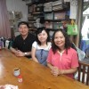 午後には、ミヤさんのお友達ご一行が訪ねてきました。