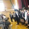阿蘇市立体育館へ行ってきました。