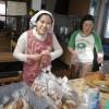連合・熊本さんから、たくさんのパンの注文がありました。