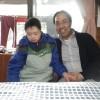 阿蘇きずな歯科医院長の我那覇先生が訪ねて来られました。