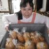 パンも無事にできて、これから配達です。