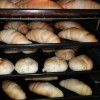 今日も、しっかりパンが焼けました。