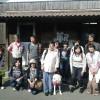熊本学園社会福祉学科の皆さんが障がい者を取り巻く現状について「減災」の視点から学習するため、訪ねてこられました。