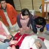 お隣のオルモ・コッピアさんに先月誕生した赤ちゃんをメンバーたちで見に行きました。そのかわいらしさにみんな感激していました。
