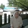 今日は夢屋の長老、竹原幸範さんの外出支援の日でした。阿蘇神社の方へ回ってから、ご自宅へ無事にお帰りになりました。