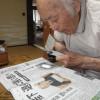 暑い中パンづくりをやりました。98歳と6か月から生後7か月までにぎやかな夢屋です。