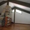 薪も運び、いよいよ簡易宿泊所『野菜ty(のなてぃー)』のご宿泊の準備も整いました。