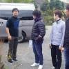 埼玉県春日部市の特定非営利活動法人MCKコミュニティぴーすの皆様が、夢屋を見学に来られました。お土産もいただきました。たいへんありがとうございました。