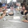 コウキさんの同級生であり、ユウコさんの先輩がパンを買いにきてくれました。ありがとうございました。