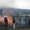 夢屋が運営させていただいている阿蘇市の蔵原地区でどんどん焼きがあっていました。