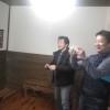 JDF日本障害フォーラムから、ふれあいワーク里崎さん、NPO法人ドリームパーク牛嶌さんが来られました。