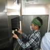 山田小学校6年生の皆さんが昨年に引き続き、パン作りをとおした交流学習にやってきてくれました。