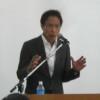 阿蘇市文化協会主催の特別講演 「阿蘇への提言」~震災後の阿蘇地区をどう立て直すのか。(熊本県立劇場 館長 姜尚中氏)に行ってきました。