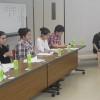 阿蘇市学校人権・同和教育部会課題別研修会(「共生」の教育)で教職員の方々にメンバー皆で発表してきました。