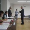 阿蘇市障がい者福祉計画策定委員会へ出席してきました。