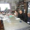 グリーンコープ抱樸館くまもと準備室長で生活困窮者支援室相談員中村倭文夫さんたちが訪ねて来て下さいました。