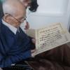 夢屋のご長老、竹原幸範さんが、ついに満百歳をお迎えになられました。心よりお祝い申し上げます。