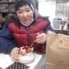 二日遅れですが、風邪から回復したチトセさんのお誕生日をお祝いした後、さっそくパンづくりに移りました。今朝もかなり冷え込んでいますが、ようやく晴れ間が覗きだしました。