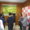 韓国の安城市 (京畿道)の皆さんが阿蘇市長を表敬訪問されました。