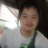 昨日は、生前、夢屋がたいへんお世話になった竹原幸範さんの初盆のお手伝いをさせていただきました。今日もコウキさんは笑顔でハリキっています。パン作業が終わってソフトを食べました。