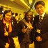 熊本大学の古田弘子教授のゼミ生の方々が卒論準備の勉強で森の家『野菜ty(のなてぃー)』をご利用下さいました。