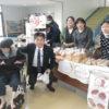阿蘇市人権フェスティバルがあり、市長や阿蘇小校長先生などお世話になっている方々が訪ねて来て下さいました。