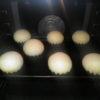 外は寒いですが、パンはしっかりふっくら膨らんでくれています。