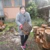 今日はパンづくりが終って、お隣のオルモ・コッピアさんの薪の整理をお手伝いさせていただきました。こちらはまだまだ風も冷たく、春到来はもう少しのようです。