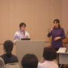 『インド女性と障害会議』in Kumamoto~の発表会へ、熊本大学のくすのき会館へ行ってきました。