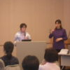 『インド女性と障害会議』in Kumamoto~の発表会へ、熊本大学のくすのき会館へ行ってきました。コメンテーターに吉村千恵さんがいらっしゃいました。