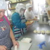 パン作りも順調です。
