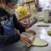 今日もパン作りしっかりやっています。皆も元気です。