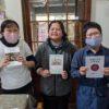 皆で活動しています。自分たちで育てた野菜もしっかり食べてます。熊本大学の古田弘子教授から3冊、本の謹呈がありました。ありがとうがとうございました。