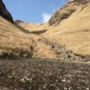 兜岩はこんな感じでした。まだまだ地震の爪痕が残っていました。