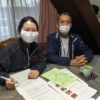 阿蘇市地域包括支援センターから『生活支援ガイドブック』の取材に来て下さいました。