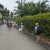 """阿蘇小学校の3年生の皆さんが、""""まちたんけん""""で来てくれました。"""